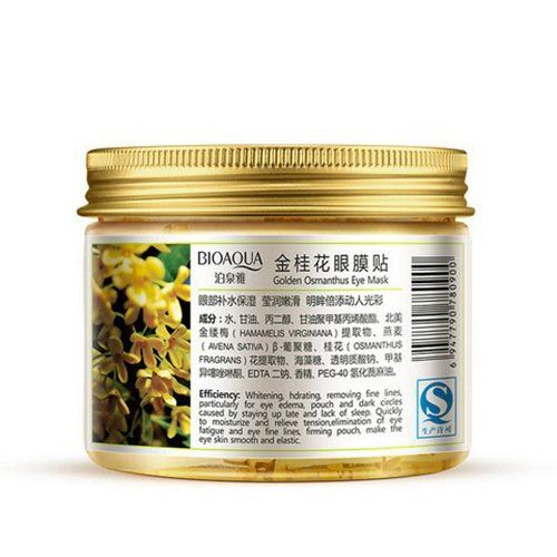 Патчи под глаза BIOAQUA Gold Osmanthus Eye Mask