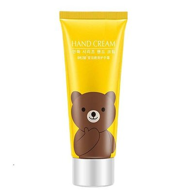 Крем для рук Rorec Moisturizing Hand cream Apple